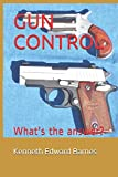 "Why is there such controversy about gun control? One side says, ""Guns don't kill people, people kill people."" The other side believes that if no one had guns the world would be a much safer place. Who is right?  In this short book, I look at the argu..."