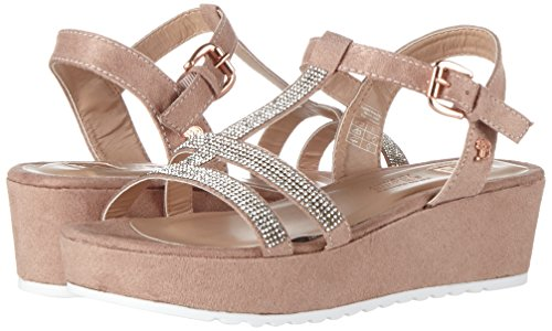 Tom Tailor Pink 2796702 De Tira Rose old Tobillo Mujer S1dS6rwq4x