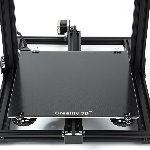 Creality 3D 3D Printer Platform Hot Heated Bed Build Surface Tempered Glass Plate 235x235x3mm by Creality 3D