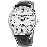 Men's Frederique Constant Classics Auto Moonphase Watch FC-330MC4P6
