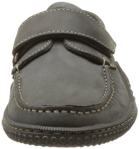 TBS Galais 40galais38 - Zapatos de cuero para hombre, color marrón, talla 43 Grigio (Gris (Terreau))