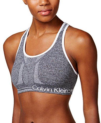 Calvin Klein Performance Women's Reversible Medium Impact Crossback Sports Bra