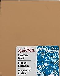 Speedball 4307 Premium Mounted Linoleum ...
