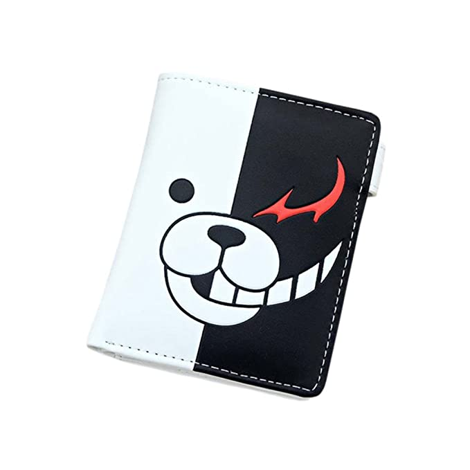 Rain's Pan Anime Danganronpa Monokuma Black and White Bear