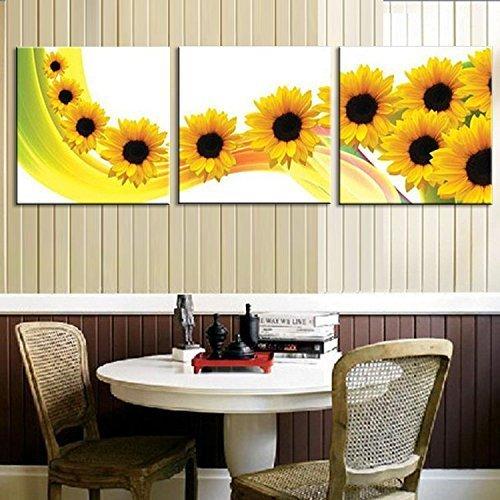 (Cross stitch, sunflower, flower, P0071)