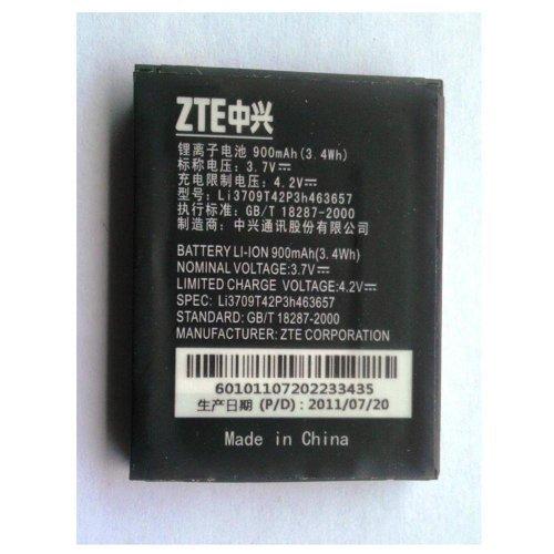 ZTE Standard Battery for F290, N281, Z221 Li3709T42P3h463657