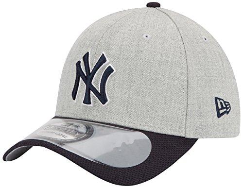 MLB New York Yankees 2015 Clubhouse 39Thirty Cap, Gray, Medium/Large