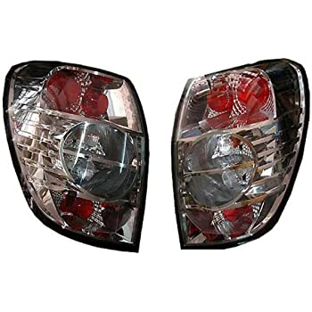 CHEVROLET Rear Tail Light Lamp Assembly 2-pc Set For 2006 2007 2008 2009 2010