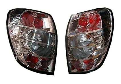 Amazon.com: CHEVROLET Rear Tail Light Lamp Assembly 2-pc Set For ...