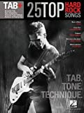 25 Top Hard Rock Songs, Hal Leonard Corp., 1476813345