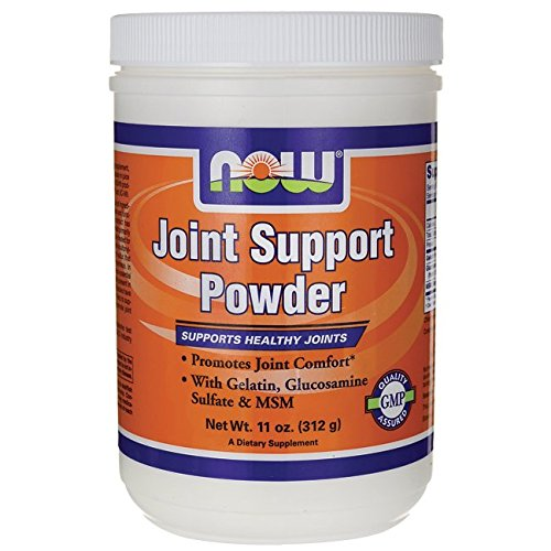 NOW Joint Support Powder, 11-Ounce (Foods Joint Support)