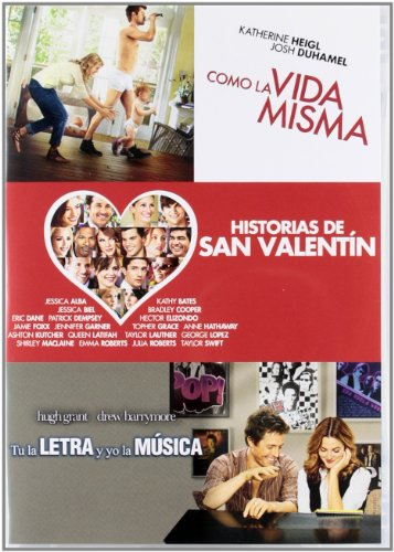 Triple Pack: Life As We Know It + Valentine's Day + Music And Lyrics (Import Movie) (European Format - Zone 2)