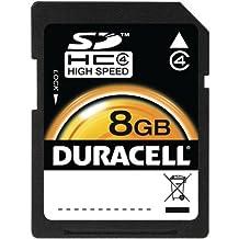New- DURACELL DU-SD-8192-C CLAMSHELL SECURE DIGITAL CARDS? (8 GB) - DU-SD-8192-C