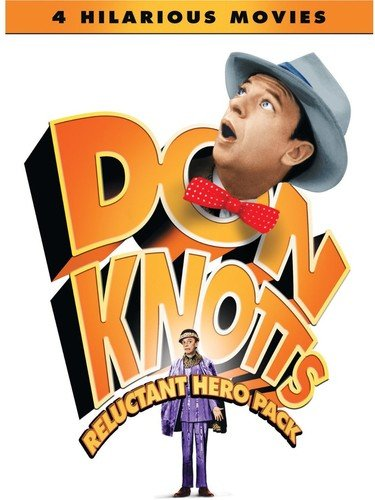 Don Knotts Reluctant Hero (The ghost and Mr. Chicken / The reluctant astronaut / The shakiest gun in the West / The love God?)