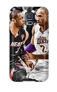 Holly M Denton Davis's Shop 3781727K275289916 basketball nba NBA Sports & Colleges colorful Samsung Galaxy S5 cases