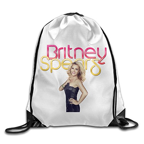 Carina Britney Spears Poster Personality Backpack