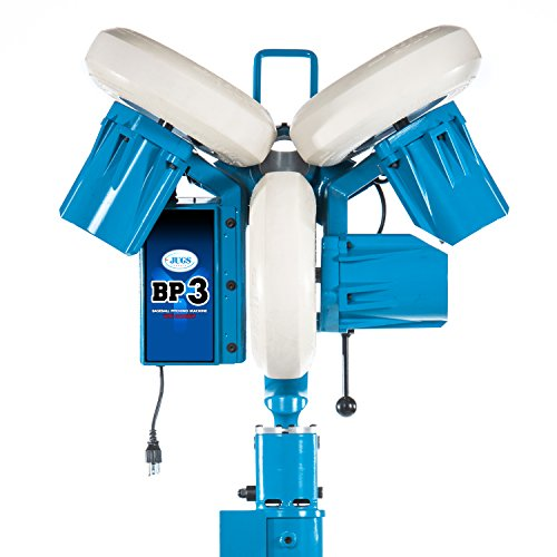 Jugs BP3 Baseball Pitching Machine with Changeup - State of