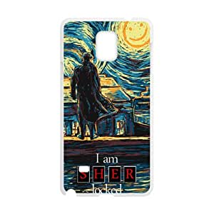 SANLSI Starry Fall (Sherlock) Cell Phone Case for Samsung Galaxy Note4