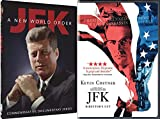 Man Captivated a Nation Oliver Stone JFK Kevin Costner Directors cut & John Kennedy New World Order history President Documentary Series