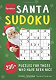 #3: Funster Santa Sudoku: 200+ puzzles for those who have been nice