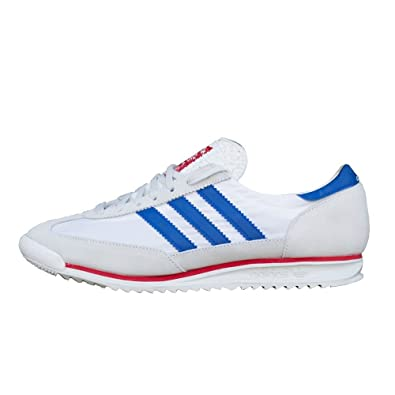 the latest 6a749 d0c13 adidas SL 72 M25727 Mens Sneaker Casual Shoes White 12 UK
