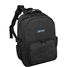Cases By Source TUC-11602 Technician Backpack with Pocket Pallets and Laptop Compartment by Cases By Source