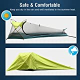 Rhino Valley Camping Tent, Waterproof Portable