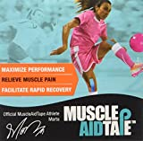 Product review for MuscleAidTape Kinesiology 2 Inch Support Tape - AW16
