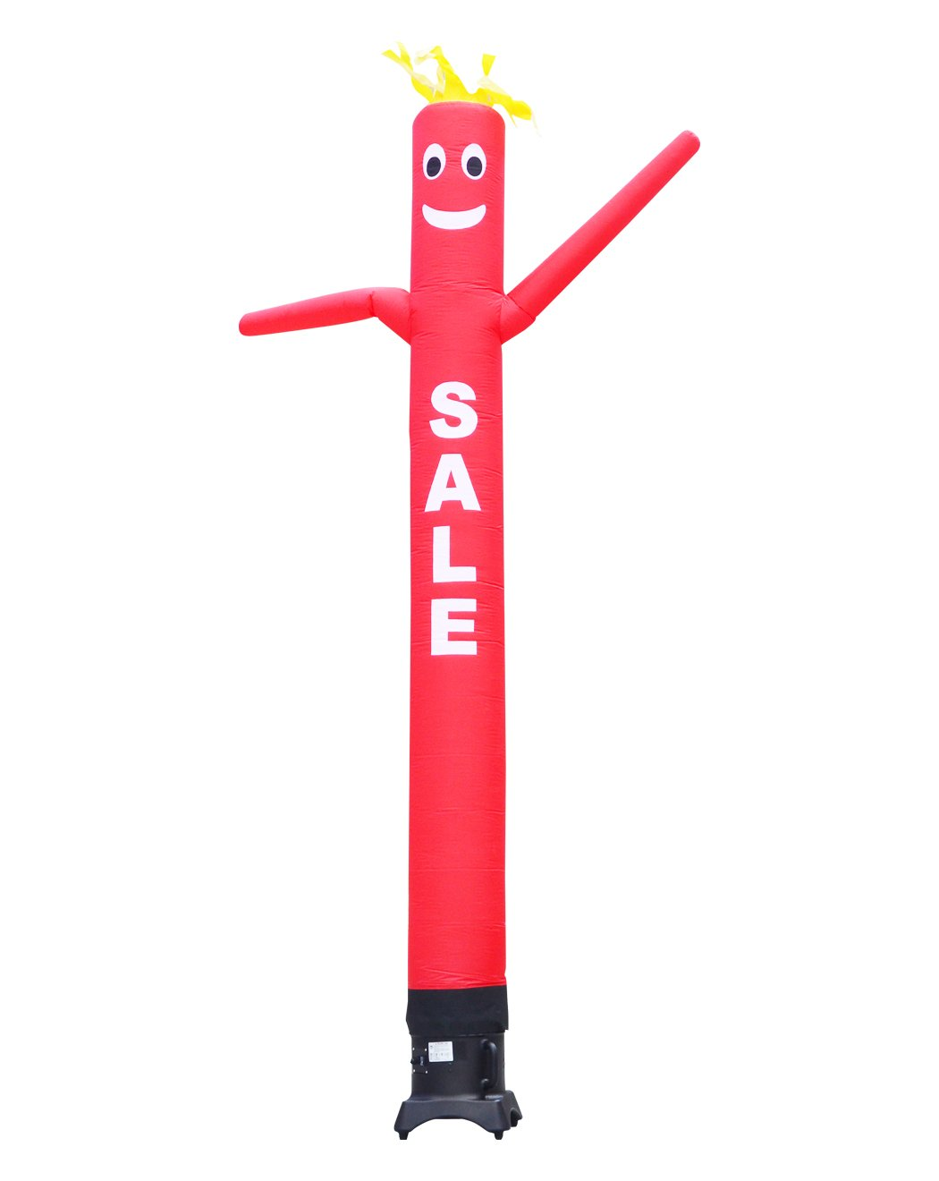 LookOurWay ''Sale Air Dancers Inflatable Tube Man Attachment, 10-Feet, Red (No Blower) by LookOurWay