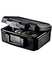 Master Lock Brandvrije veiligheidskluis [Brandwerend] [Klein] - L1200 - Voor ID-papieren, foto's, kleine elektronica, opslagapparaten