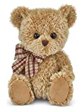 Best US Toy Teddy Bears - Bearington Baby Shaggy Brown Plush Stuffed Animal Teddy Review