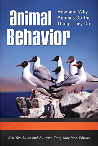 Animal Behavior: How and Why Animals Do the Things They Do [3 volumes]: How and Why Animals Do the Things They Do Pdf