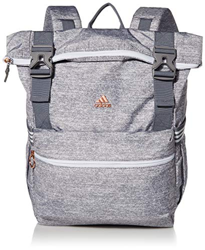 adidas Women's Yola II Backpack, Jersey/Rose Gold, ONE SIZE