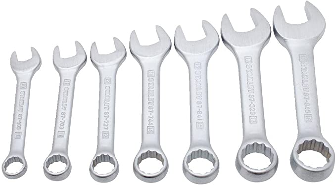 Stanley 1-17-096 Socket wrench 1//2 Hex Silver
