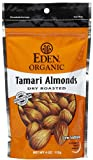 Organic Tamari Almonds 4 Ounces (Case of 15)