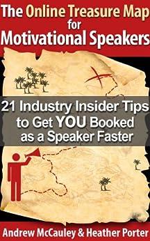 Online Treasure Map Motivational Speakers ebook product image