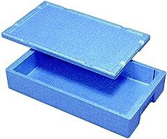 ダイキュウ デリバリー&ケータリング用保温・保冷コンテナー ブルー RH-200