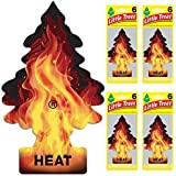 Little Trees U6P-67007-AMA Heat Air Freshener, 24 Pack