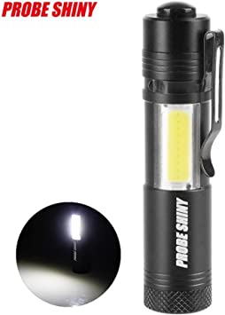 3500LM Mini LED Taschenlampe Taschenlampe Clip Taschenlampe Wasserdichte Licht