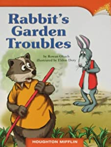 Unknown Binding Rabbit's Garden Troubles (Fantasy; Sequence of Events) Book