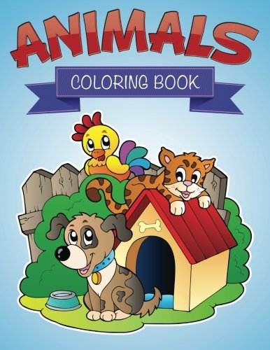 baby animals coloring book - 3