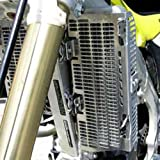 01-05 YAMAHA YZ250F: Devol Radiator Guards