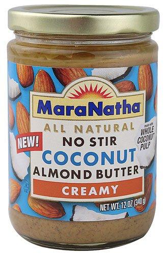 Almond Coconut Butter - MaraNatha Coconut Almond Butter Creamy -- 12 oz - 2 pc