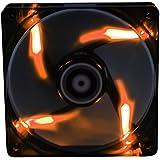 BitFenix Spectre 230mm Lüfter orange LED schwarz