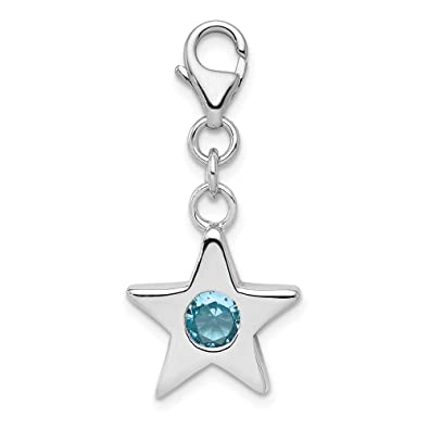Jewelry Stores Network Sterling Silver O Charm
