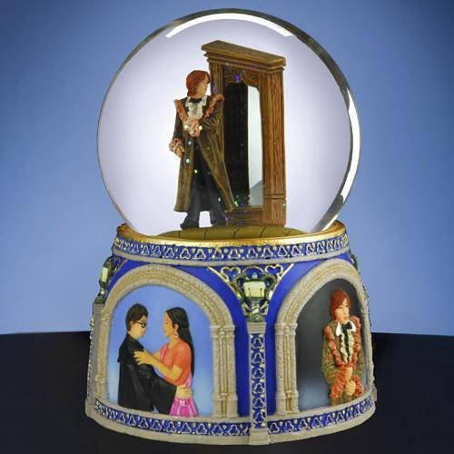 Ron Weasley At the Yule Ball Harry Potter Snow Globe