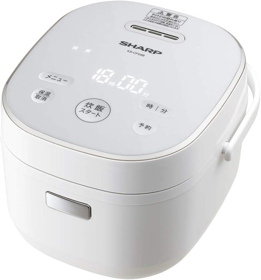 シャープ パン調理機能付き KS-CF05B