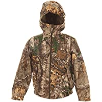 AOO Youth Insulated Waterproof Hunting Jacket Realtree...