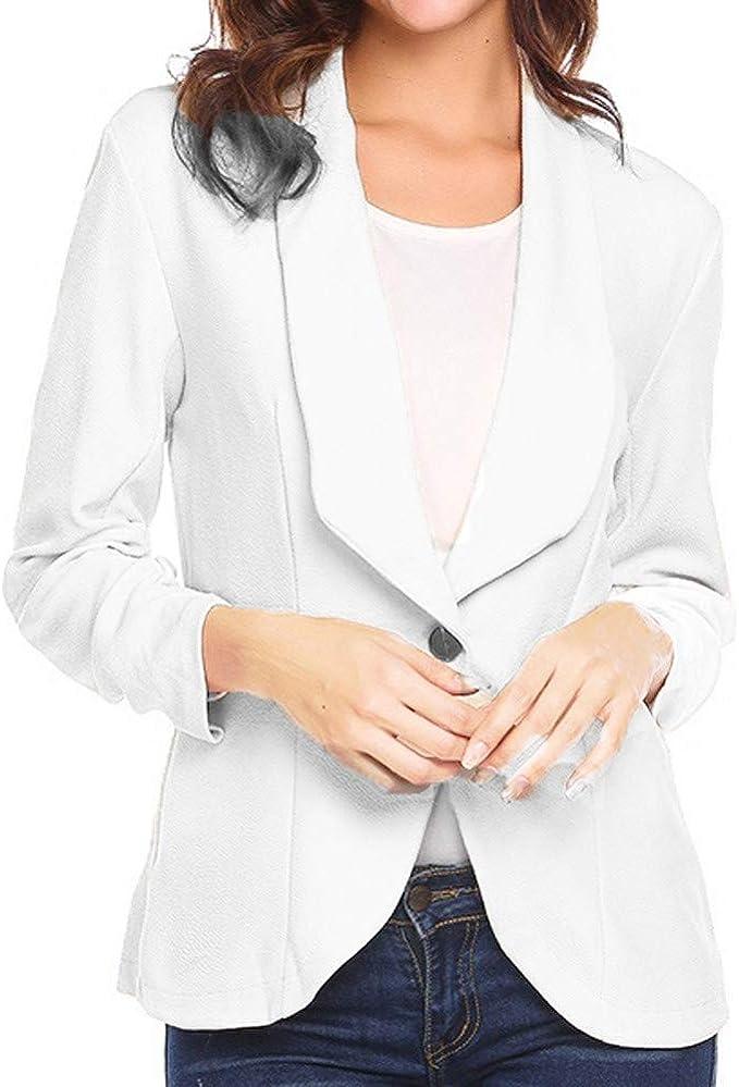 Only Vestito da Donna Giacca tuta Business Giacca Blazer Donna Giacca Giacca Leggera