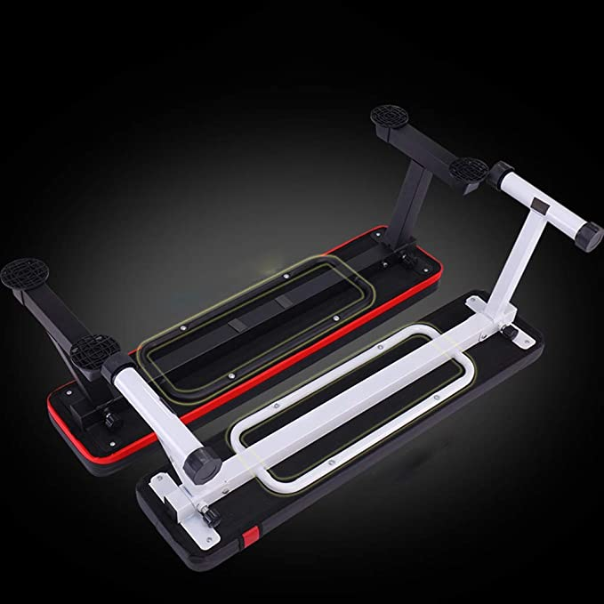Amazon.com : DLT Dumbbell Bench, Flat Workout Bar Preacher ...